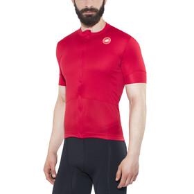 Castelli Imprevisto Nano SS Jersey Men red